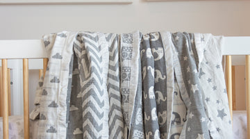 5 Interesting and Versatile Uses for Your Baby Blankets