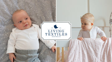 It's All About Cotton Jersey for Baby in The Living Textiles Twinkle Series