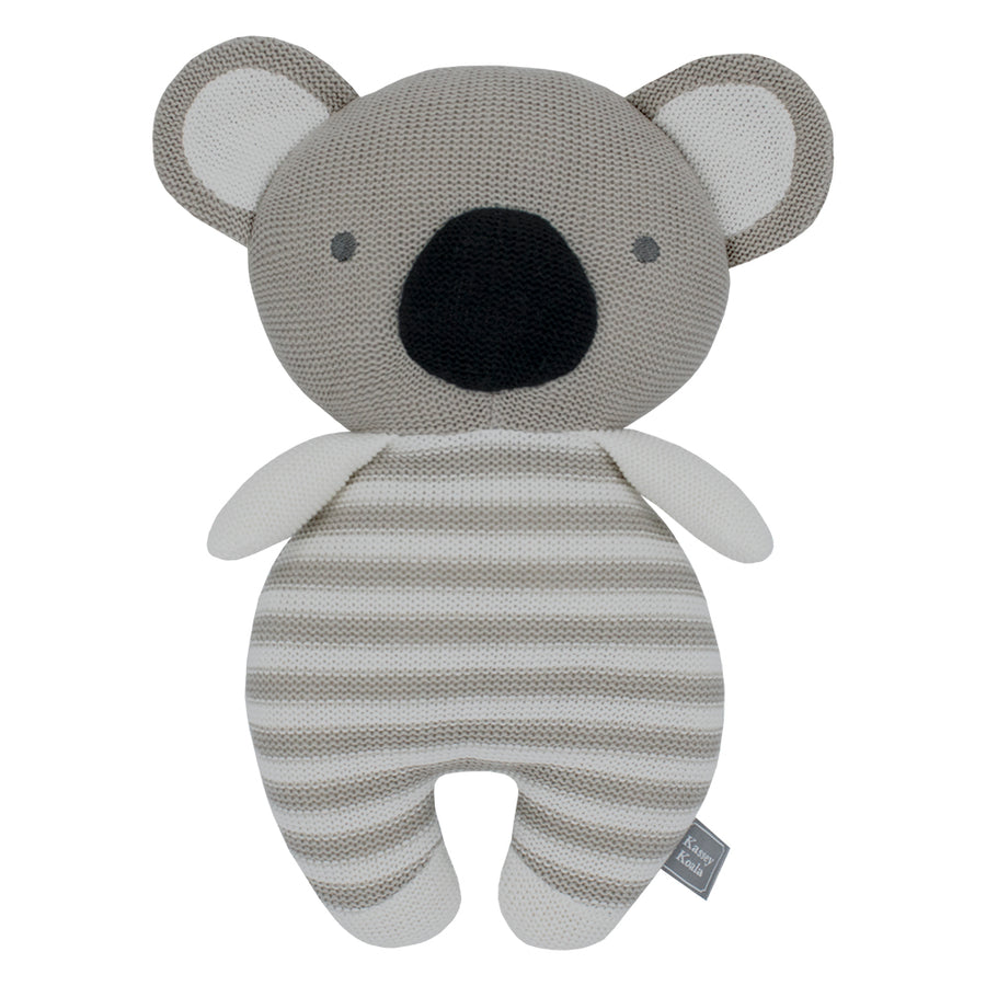 Cotton Knitted Toy - Kassey Koala