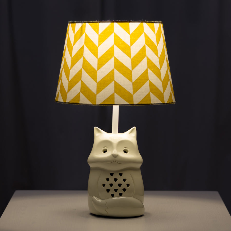 Lamp Base - Fox