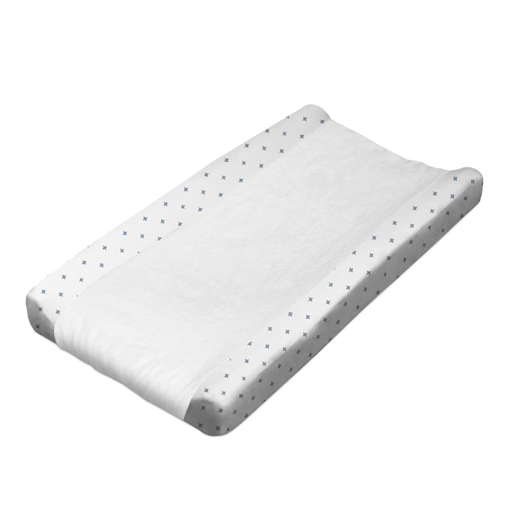 Changing Pad Cover - Starry Night