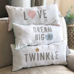 Decorative Cushion - Dream Big