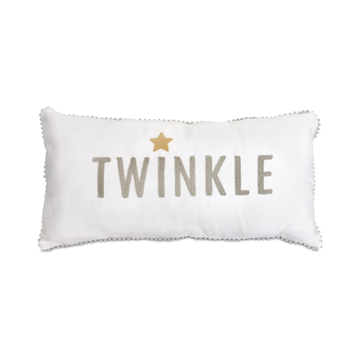 Decorative Cushion - Grey Twinkle