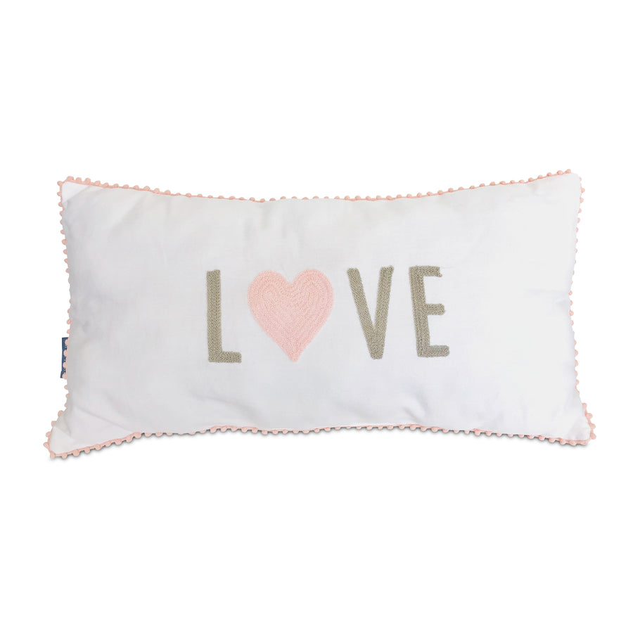 Decorative Cushion - Pink Love