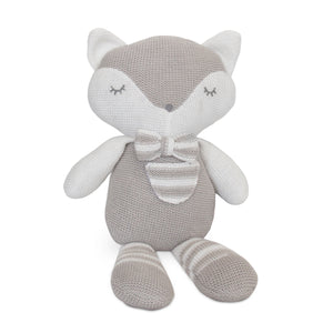 Knitted Toy - Charley Fox (Pre-Order ETA 5/22/2019)