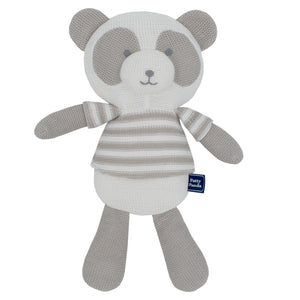 Cotton Knitted Plush Toy - Patty Panda