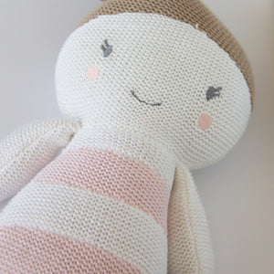 Knitted Toy - Amy Mermaid