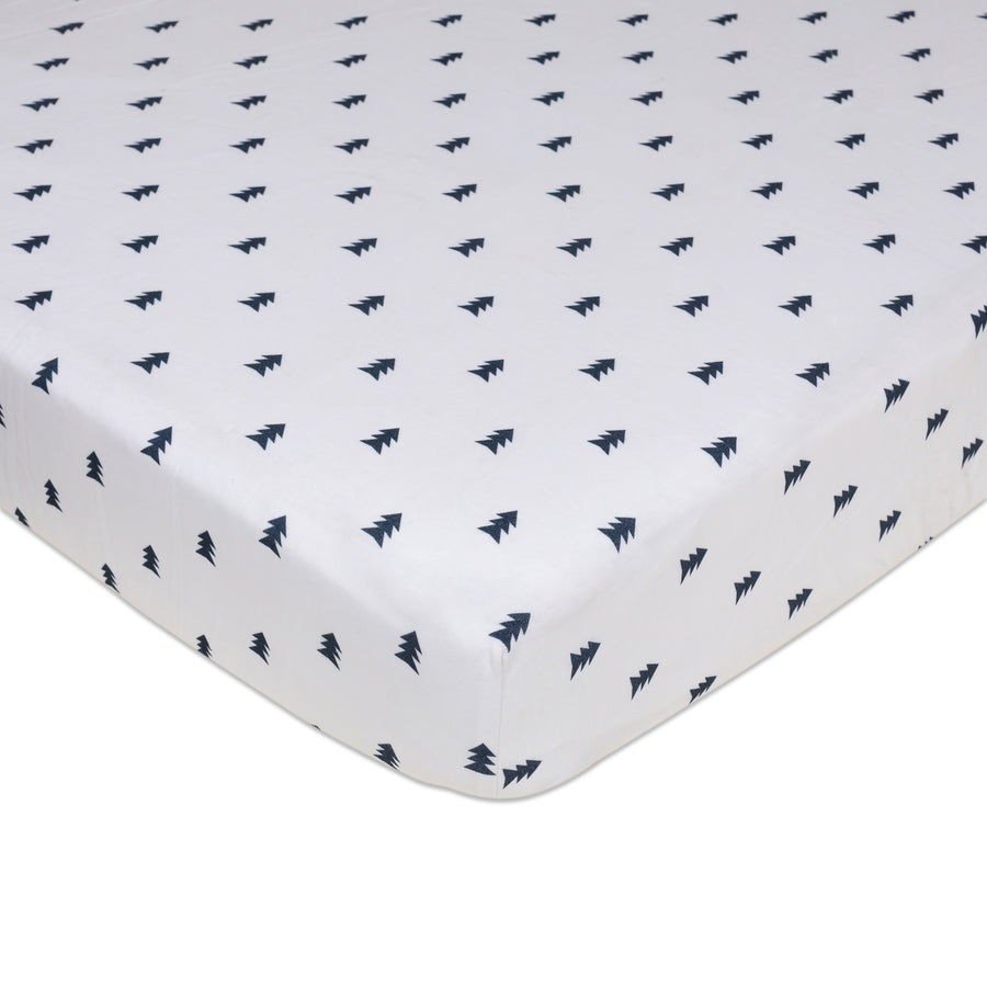 Tribe Fitted Crib Sheet