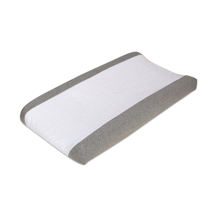 Changing Pad Cover - Grey Marl