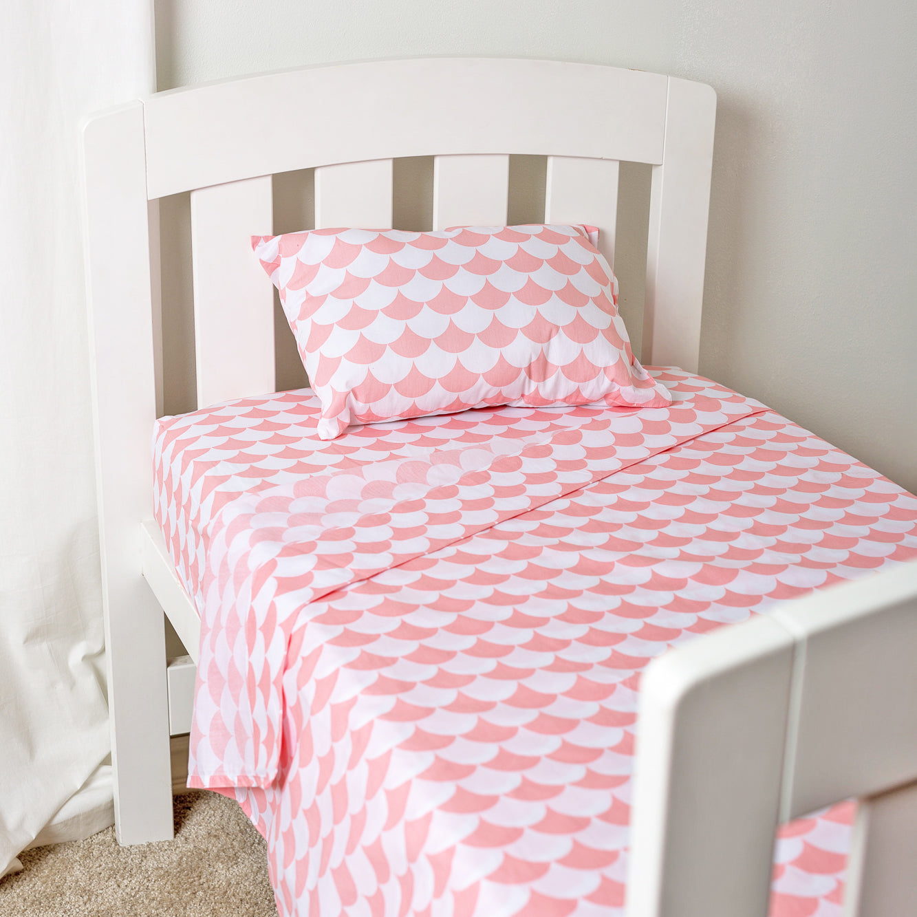 Free Shi Sparrow Duvet Cover and 1 Pillowcase Living Textiles Single Bed Set