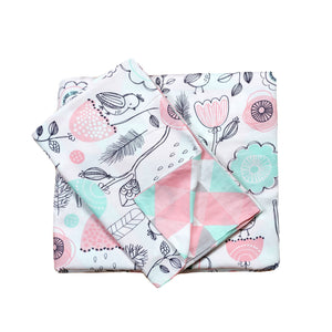 2-Piece Twin Duvet Set - Sparrow - Living Textiles Co.