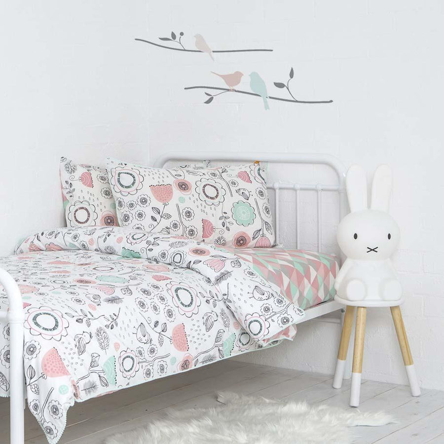 Sparrow 2-Piece Twin Duvet Set
