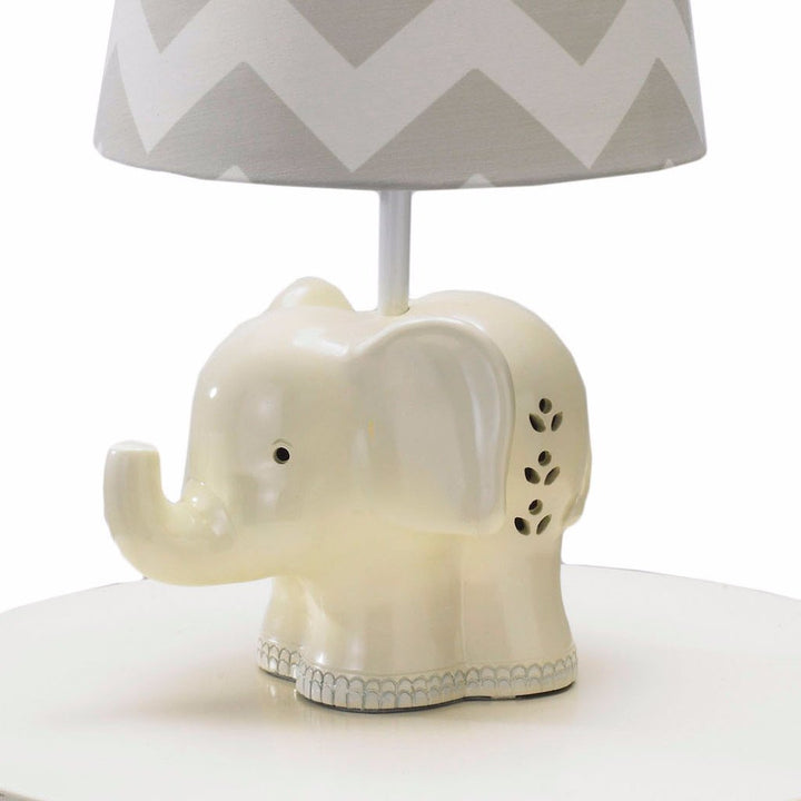 Lamp Base - Elephant - Living Textiles Co.