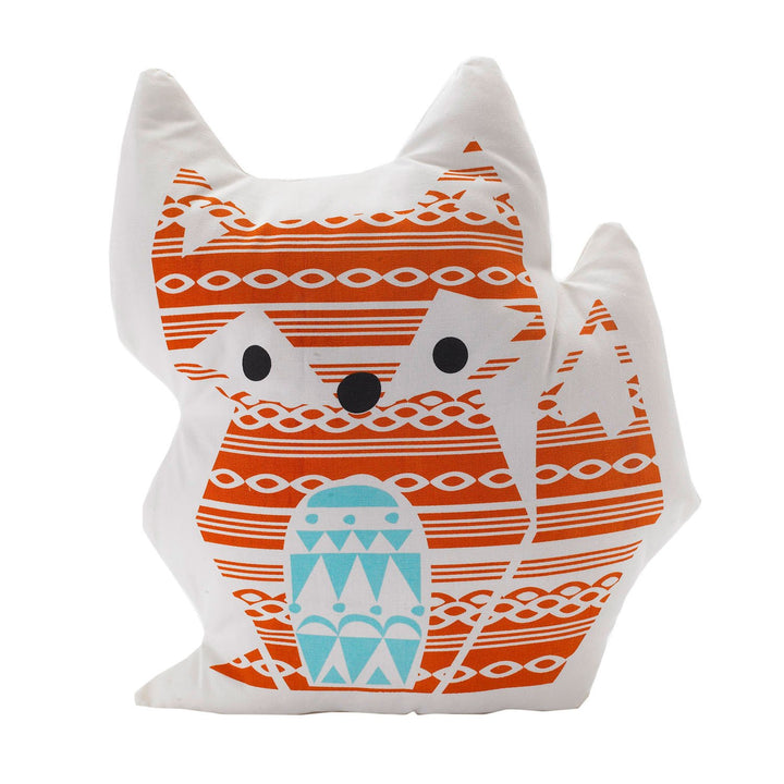 Cushion - Woods Fox - Living Textiles Co.