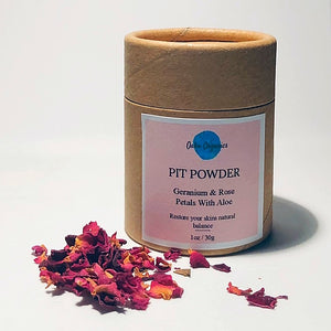 The Pit Powder - Natural Deodorant