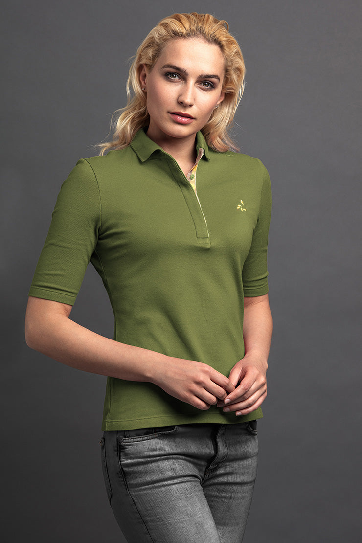 Women's Lohe Polo Shirt