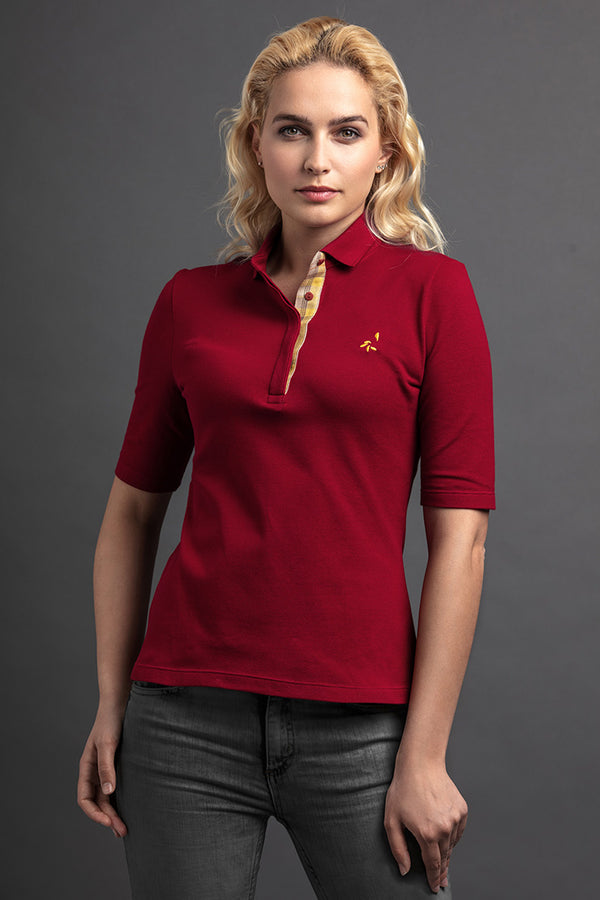 Women's Libok Polo Shirt