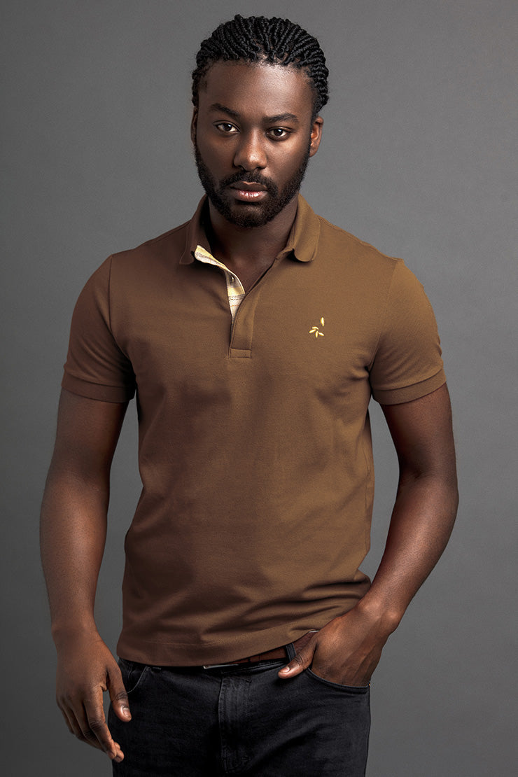 Men's Linte Polo Shirt