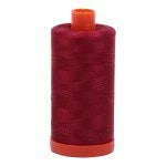 1103 Burgundy Aurifil Thread