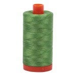 1114 Grass Green Aurifil Thread