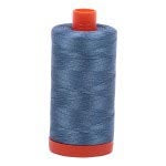 1126 Blue Gray Aurifil Thread