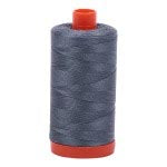 1246 Dark Gray Aurifil Thread