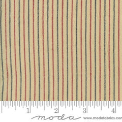 Liberty Gatherings Woven Multi Stripe 12709 25