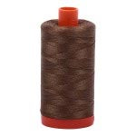 1318 Dark Sandstone Aurifil Thread