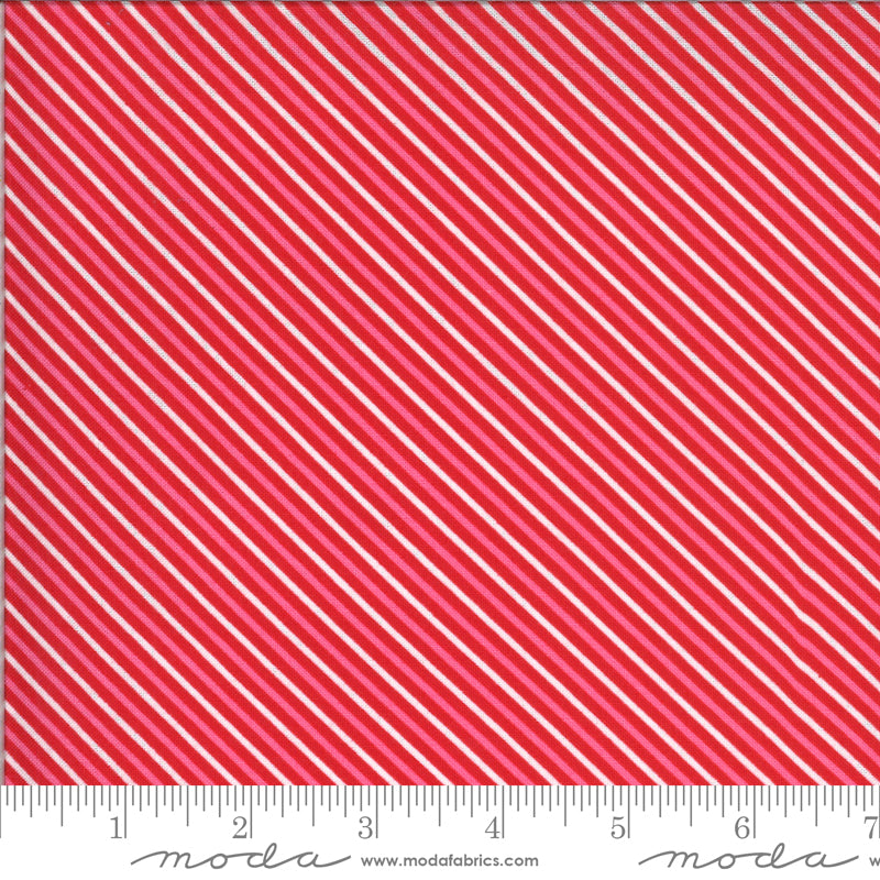 Be Mine Candy Stripe Red 20716 14