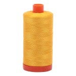 2135 Yellow Aurifil Thread