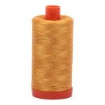 2140 Orange Mustard Aurifil Thread