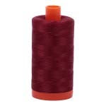 2460 Dark Carmine Aurifil Thread