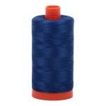 2780 Dark Delft Blue Aurifil Thread