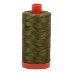 2887 Very Dark Olive Aurifil Thread