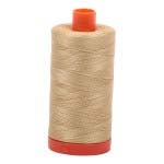 2915 Very Light Brass Aurifil Thread