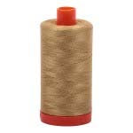 2920 Light Brass Aurifil Thread
