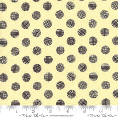 Hallo Harvest Disturbed Dot Aspen Fabric (30605 12)
