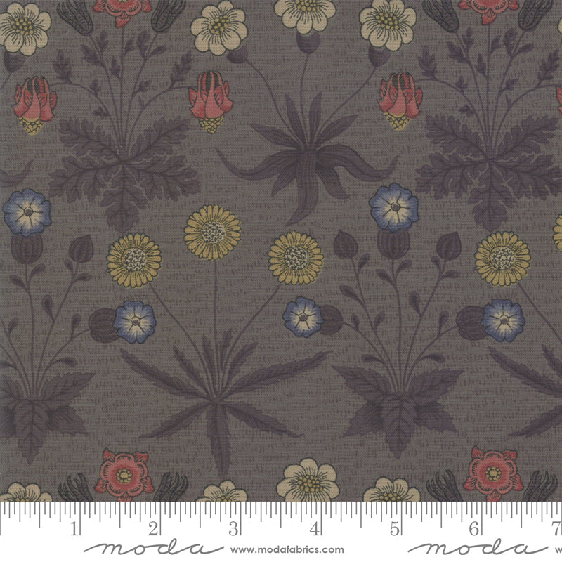 Best of Morris Fall Daisy 1865 to 1875 Ebony 33493 18