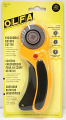 OLFA 45 mm Ergonomic Rotary Cutter