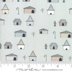 Howl Hound The Dog House Dew Fabric (49031 13)