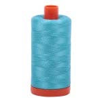 5005 Bright Turquoise Aurifil Thread