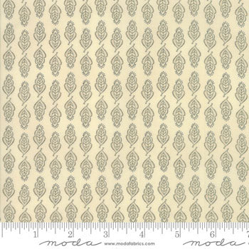 Garden Notes Full Leaf Linen 6097 14