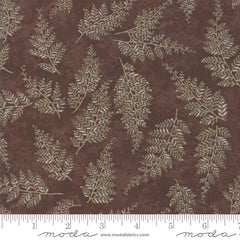Lake Views Ferns Brown  (6805 20)