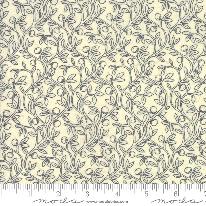 Home Fruitful Vines Cream Fabric (7012 13)