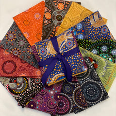 Aboriginal Fat Quarter Bundle