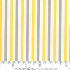 Essentially Yours Stripe Yellow Silver 8652 52