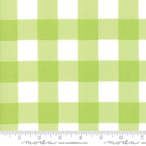 Lime Buffalo Check 8656 41