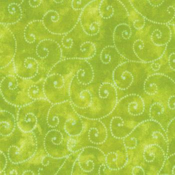 Marble Swirls Lime 9908 44