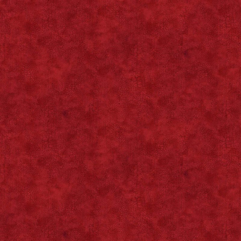 Crackle Flannel Red F9045-24