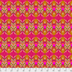 Flower Burst Fabric (PWSN027.Pink)